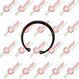 Кільце стопорне 52 мм внутрішне ступиці правої меншої на пресс-підборщик Sipma Z-224 0639-361-053, фото 2