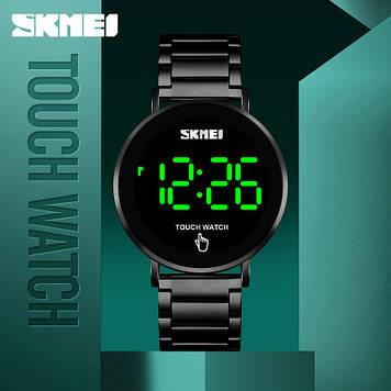 SKMEI 1550 LIGHT II черные женские оригинальные часы