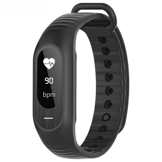 Фитнес-браслет SKMEI B15P - Черный