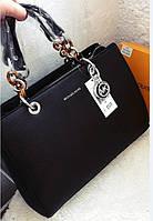 Женская большая сумка Брендовая Синтия Сафьяно