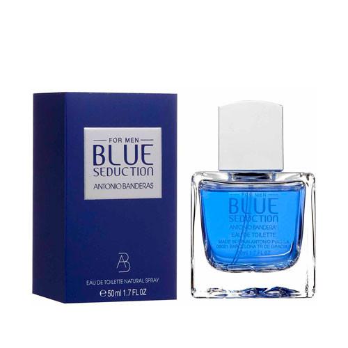 Antonio Banderas Blue Seduction for Men туалетная вода мужская 50 ml