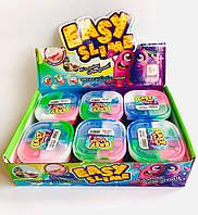 Слайм воздушный Easy Slime 4 цвета