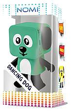 Портативная колонка беспроводная Nomi BT 911 Танцующая собака Зеленый, фото 3