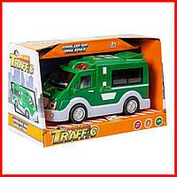 Машина Городские службы: Почта ST66-3 (52910)