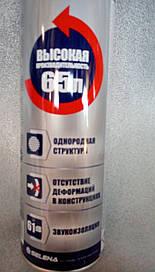 Пена монтажная профессиональная Tytan О2 65 GUN В3 750 мл -