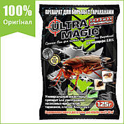 """Порошок для уничтожения тараканов, блох, клопов и т.д. """"Ультра Магик"""" (125 г) от Agromaxi (оригинал)"""