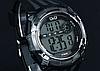 Мужские спортивные часы Q&Q M118 черные с серым, фото 2