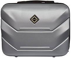 Кейс дорожный Bonro 2019 большой серебряный (10500802)