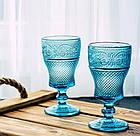 Набор бокалов DS Bonna Blue для вина 250 мл 6 шт, фото 3