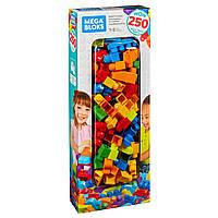 Большой конструктор Mega Bloks big building build create. 250 деталей. Оригинал
