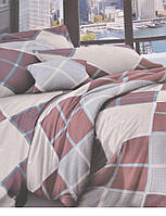 Комплекты постельного белья евро с красивым рисунком
