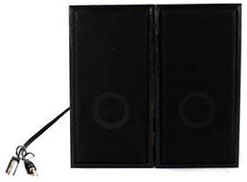 Колонки для компьютера мощностью 3 Вт ПК FnT-101 Чёрный