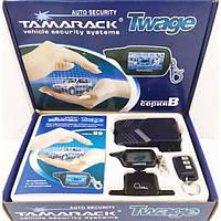 Автосигнализация с автозапуском двухсторонняя Tamarack Twage B9 Plus Черная