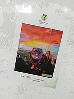 Картина по номерам Закат