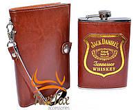 Фляга для алкоголя в барсетке Jack Daniels