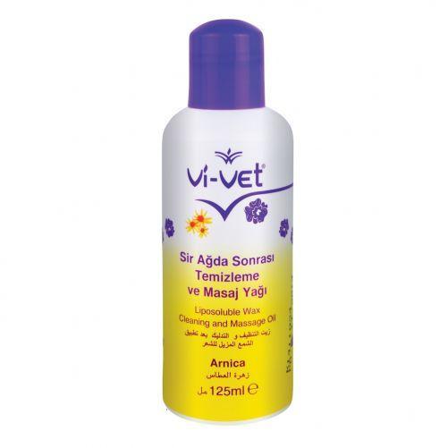 Масажна олія після депіляції з екстрактом арніки Vi-Vet 125 мл( 5021012)