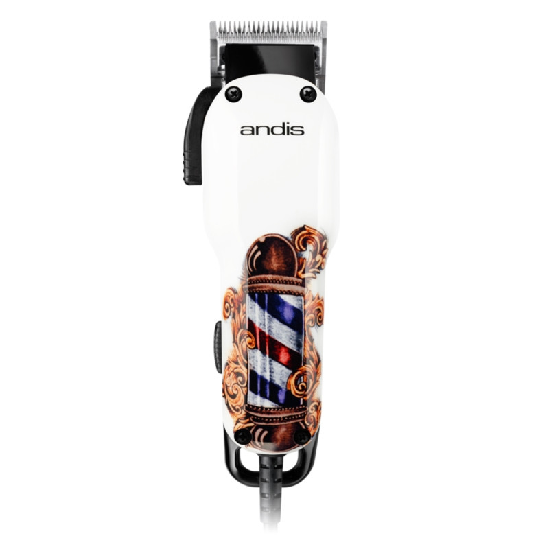Машинка для стрижки Andis Fade Limited Edition Barber Pole (AN 66725)