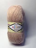 Пряжа для вязания Angora special new Alize ( 49% шерсть и мохер )
