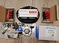 Комплект ГБО 4 поколения Yota Red для 6-цилиндровых автомобилей (полный комплект)