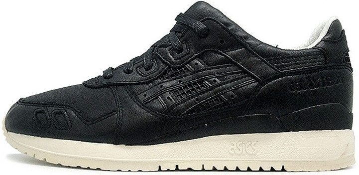 Кроссовки Asics Gel Lyte 3 Black Leather
