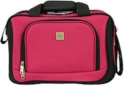 Дорожная сумка Bonro Best вишневая  (10080400)