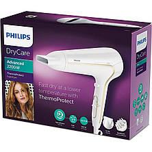 Фен для волос PHILIPS ThermoProtect Ionic HP8232/00, фото 2