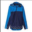 Климатическая куртка Adidas Color Block (Ветровка-дождевик), фото 6