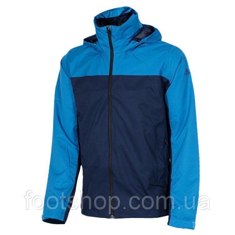 Климатическая куртка Adidas Color Block (Ветровка-дождевик)