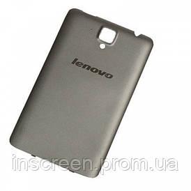 Задня кришка Lenovo S8 S898T, S898T Plus чорна