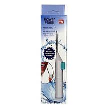Персональный механический ирригатор полости рта Power Floss R138173, фото 3