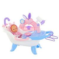 Игровой набор Polesie  для купания кукол №1 47243