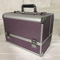 Кейс для косметики LTD (розовый)