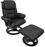 Кресло с массажем Bonro 5099 Black (45000001)