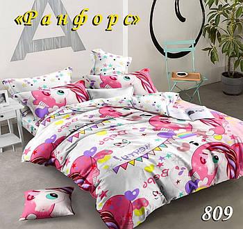 Полуторное постельное белье Тет-А-Тет 809