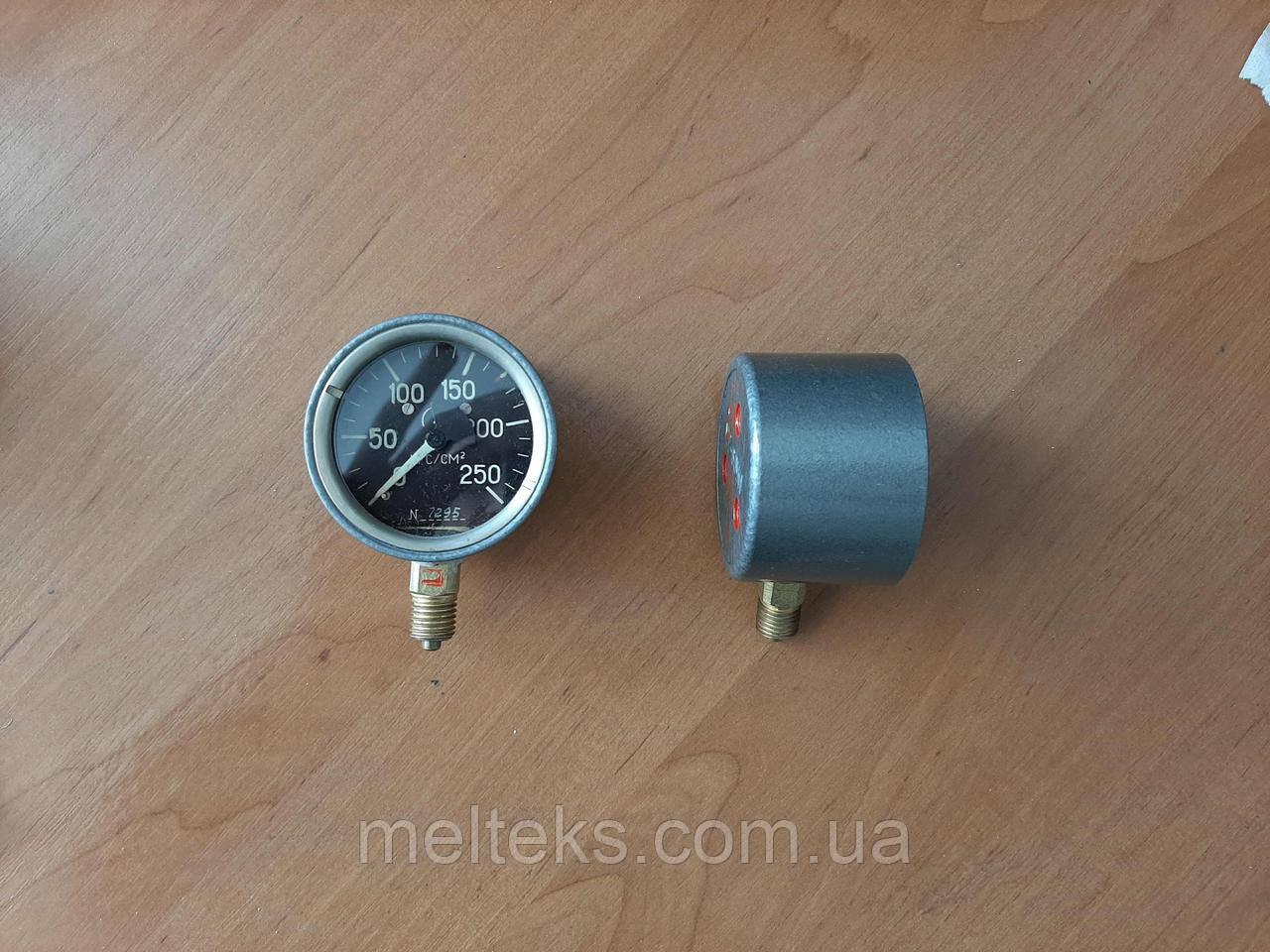 Манометры МТ-60УП 250 кг