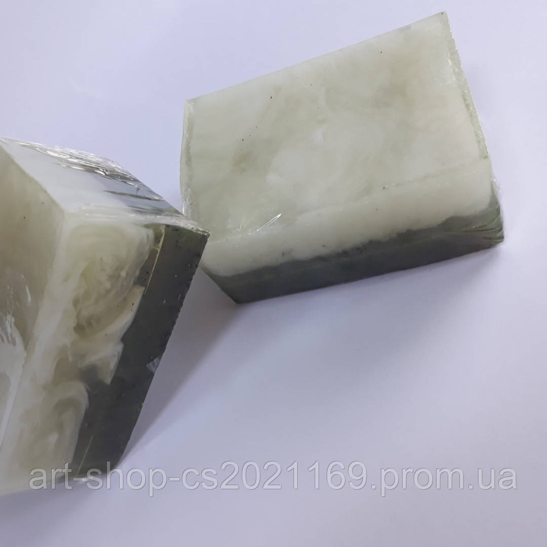 Мыло скрабирующее ручной работы