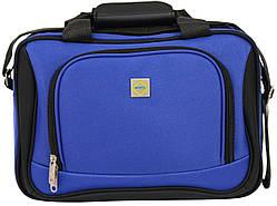 Дорожная сумка Bonro Best синяя (10080402)