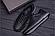 Кросівки чоловічі шкіряні Е-series Classic black, фото 5