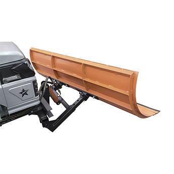 Лопата-отвал для мототрактора (без гидравлики) (ЛП2) | Лопата-відвал для мототрактора (без гідравліки)