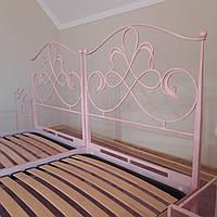 Кованая кровать К1001