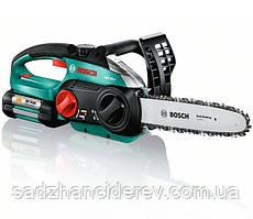Пила цепная аккумуляторная Bosch AKE 30  Li