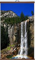 Обогреватель-картина электрический 400 Вт настенный Трио Водопад