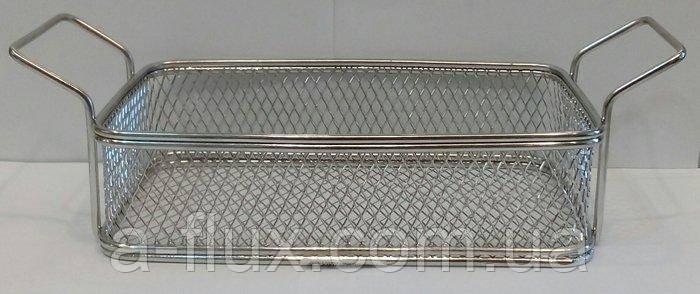 Корзинка (фритюрница) прямоугольная для подачи блюд 225*130*60 мм Empire 6220