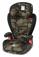 Детское автокресло Viaggio 2-3 Surefix Camo Green 15-36 кг Peg Perego VG368947, фото 1