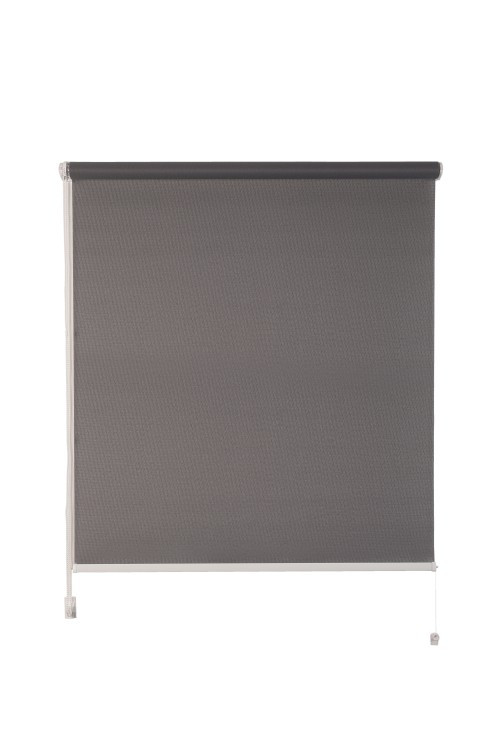 Рулонна штора De zon Edel Mini 35х160 см сіра