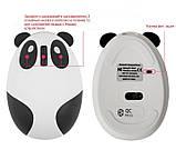 Беспроводная bluetooth мышь Панда со встроенным аккумулятором, фото 9