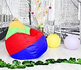 Кресло мешок Полосатик Тia-sport, фото 5