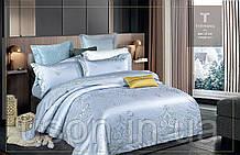 Комплект  постельного белья  жаккард bella villa евро размер J-0049