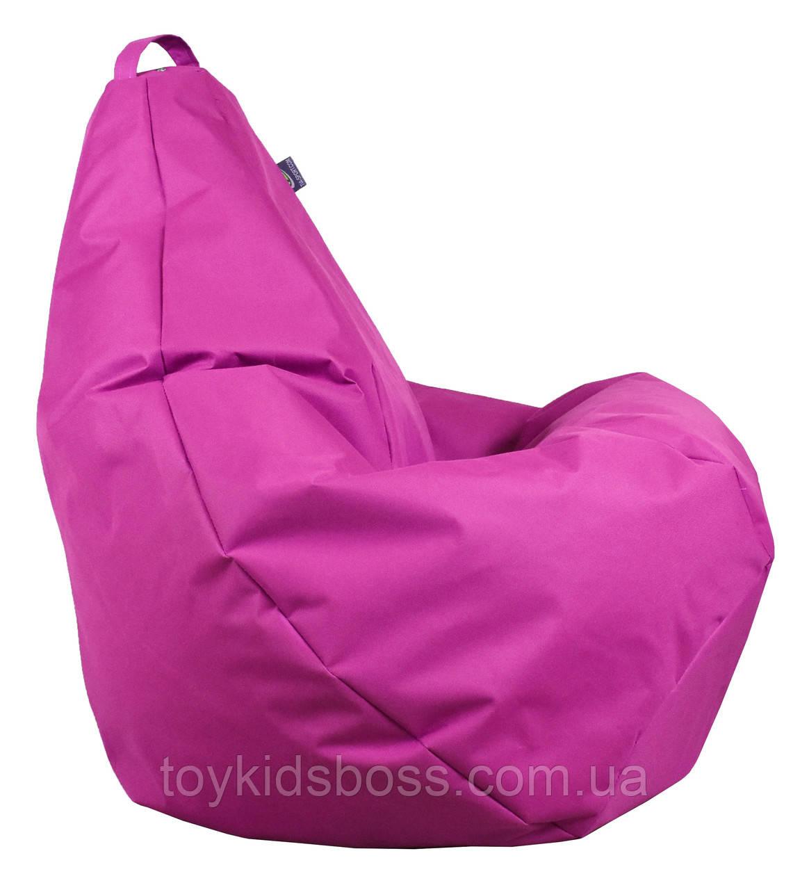 Кресло груша Оксфорд Розовый