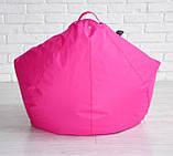 Кресло груша Оксфорд Розовый, фото 4